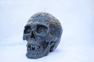 DSC 0039 Treasure Skull 6 by wintersmagicstock