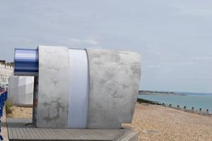 DSC 0229 Beach Hut by wintersmagicstock