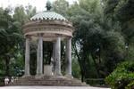 DSC 0703  Borghese Gardens