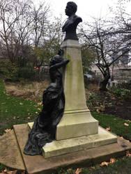 IMG 1462 Arthur Sullivan Memorial 1 by wintersmagicstock
