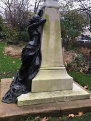 IMG 1463 Arthur Sullivan Memorial 2 by wintersmagicstock