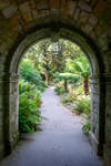 DSC 2896 Through The Archway by wintersmagicstock