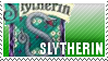 Slytherin Stamp by PeppersStamps