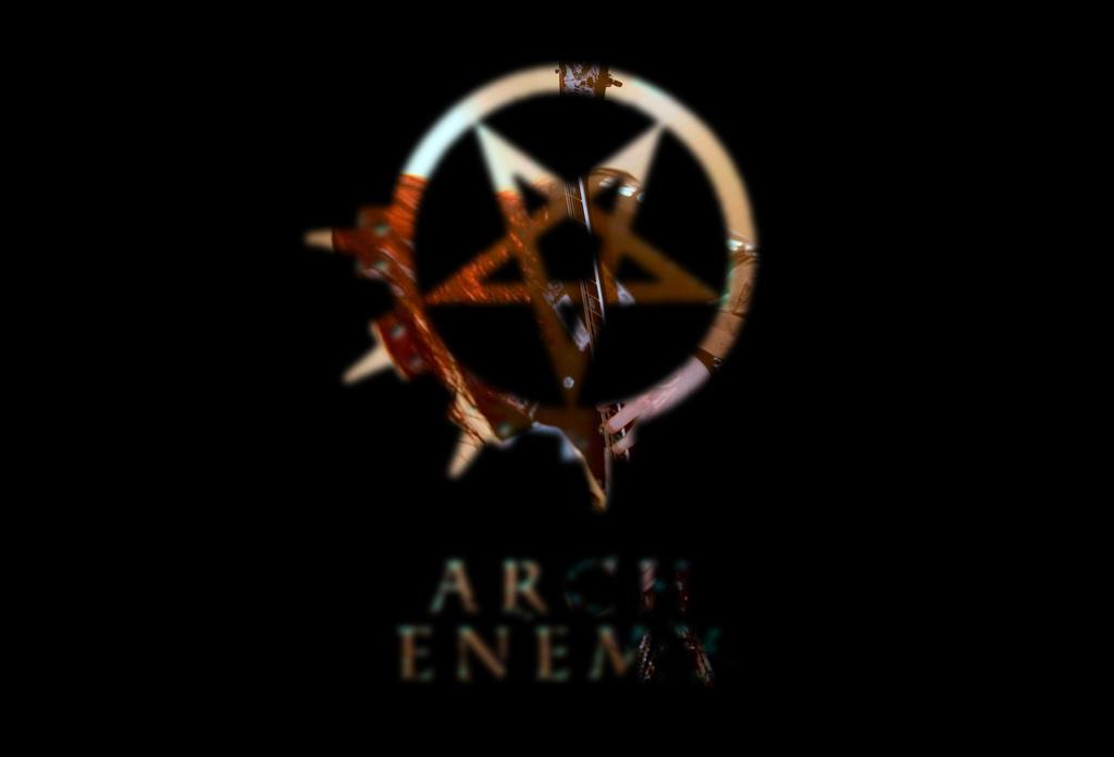 Arch Enemy Wallpaper Michael Amott By Climass On Deviantart