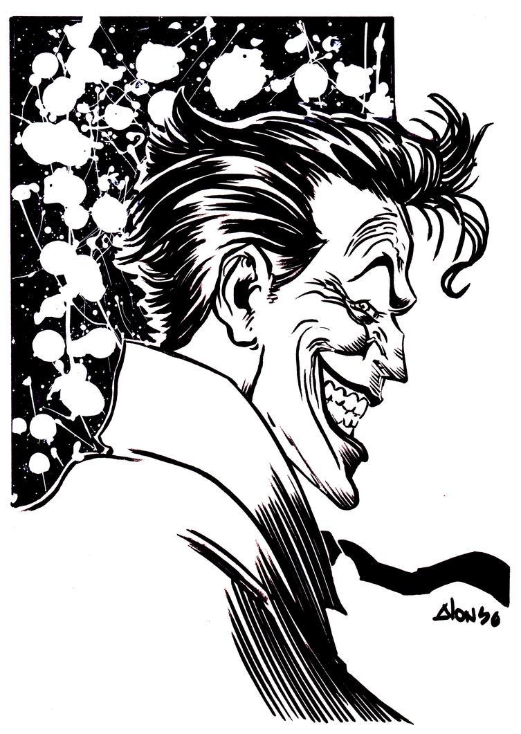 Joker by luisalonso