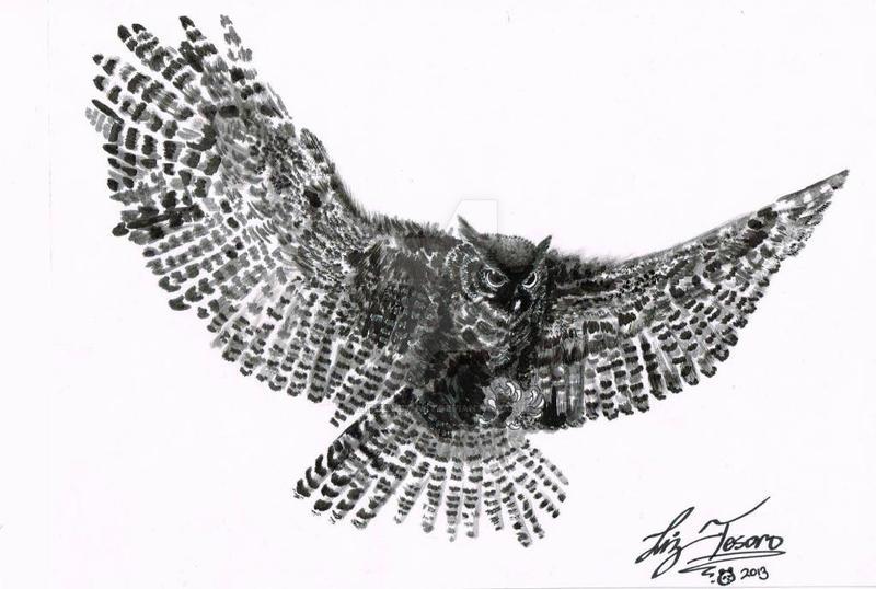 Spread those Wings! by hidden-by-art