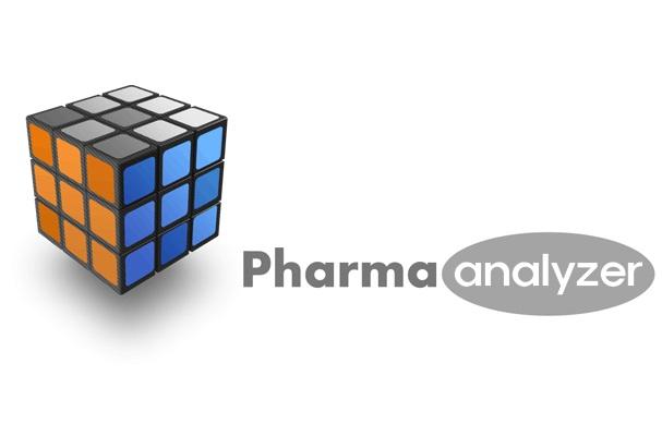 Pharma analyzer logo by abdollah4ever