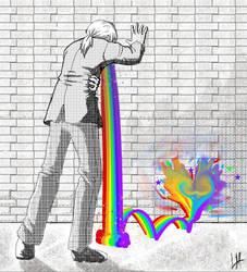 Vomiting Rainbows by Thndr