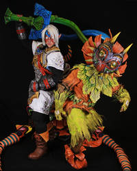 World Cosplay Summit 2015 Mexico Team  Fisrt Place