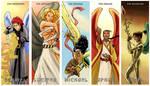 Angel bookmarks