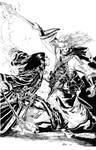 Wizard's Duel inks