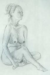 Figure Drawing 7 by insane-chick