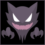 Pokemon: Haunter Icon