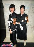 Hinamori Momo and Ise Nanao