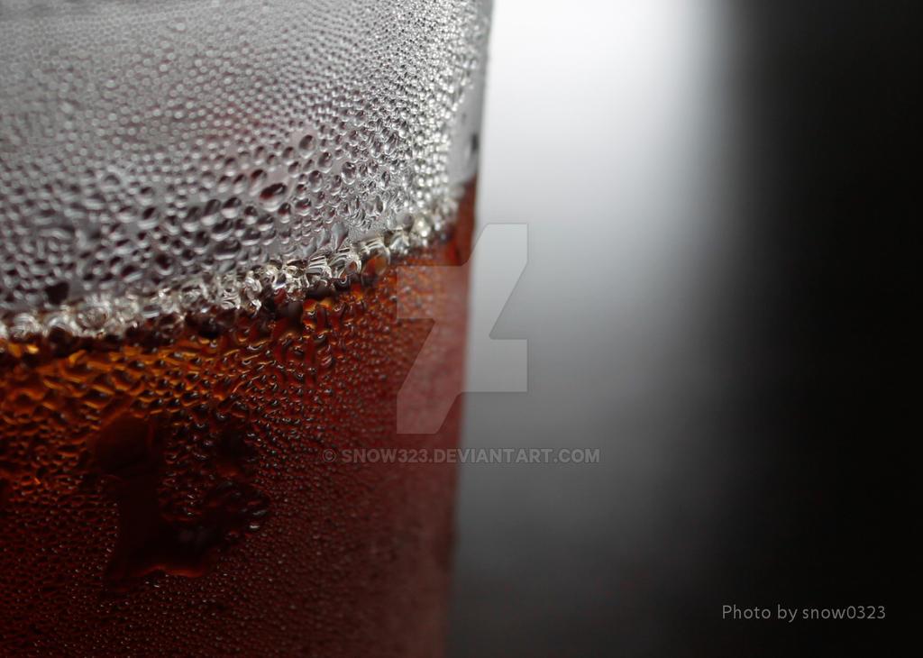 Ice Tea Condensation by Snow323