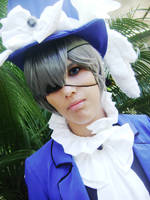 Ciel Phantomhive IV by Mitz-chan