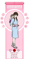 HSV Activity Check: Tamiko Hotokegi by yinyangswings