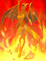 Succubus by Noodleofabyss