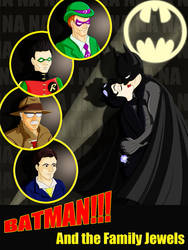 Batman Poster Art