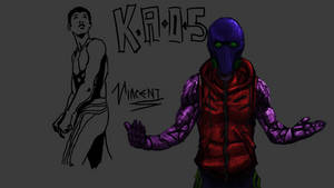 Character design for web comic