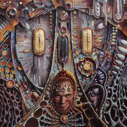 Cyberpunk I by AkdasFirst