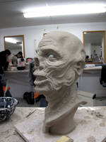 Ghoul in progress... by Thomasotom