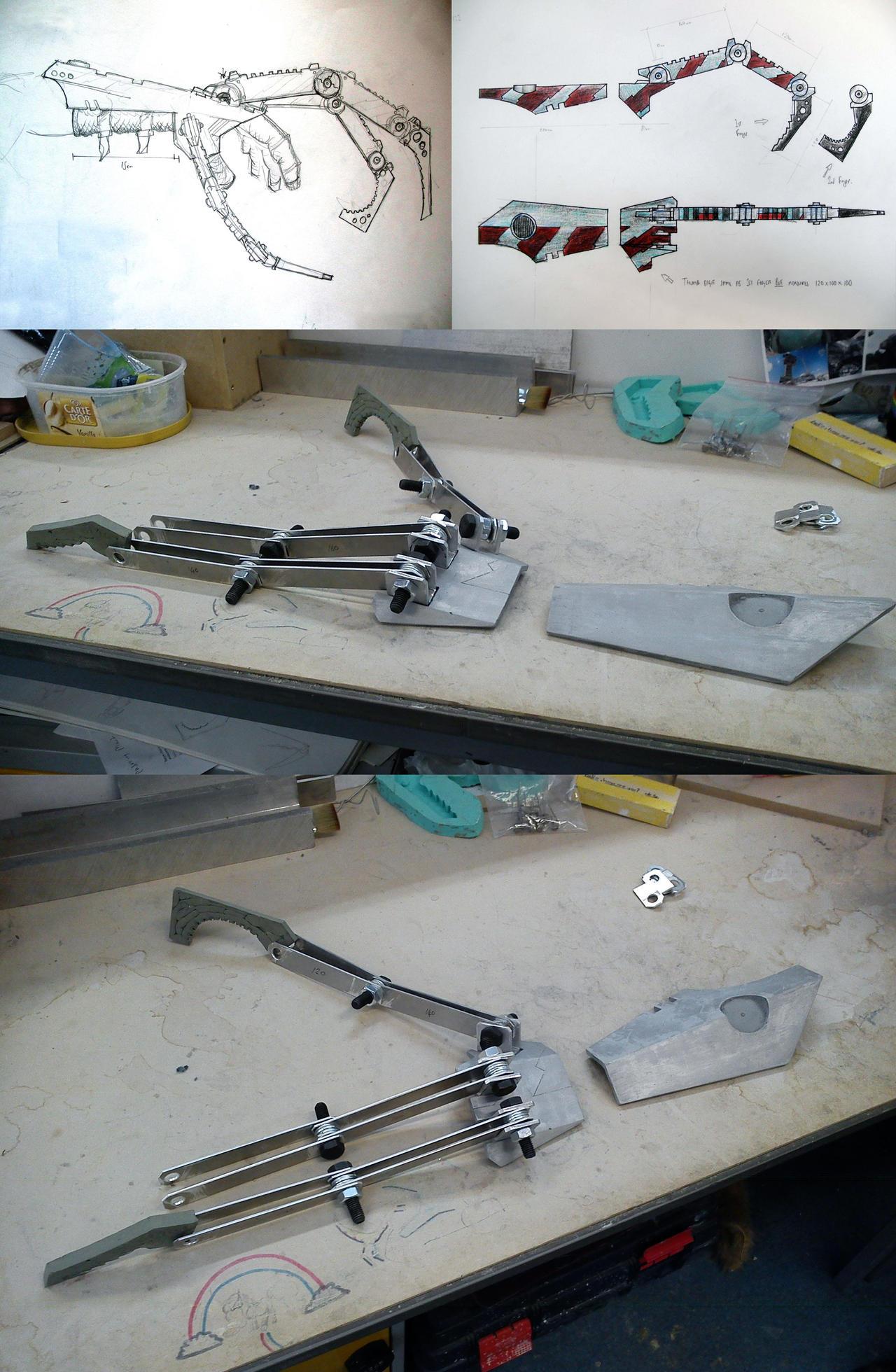Laylow's Claw - Work in Progress
