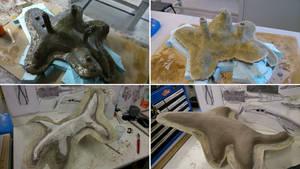 More Pliosaur Moulding
