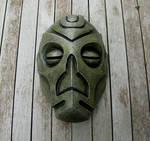 Dragon Priest Mask- Krosis