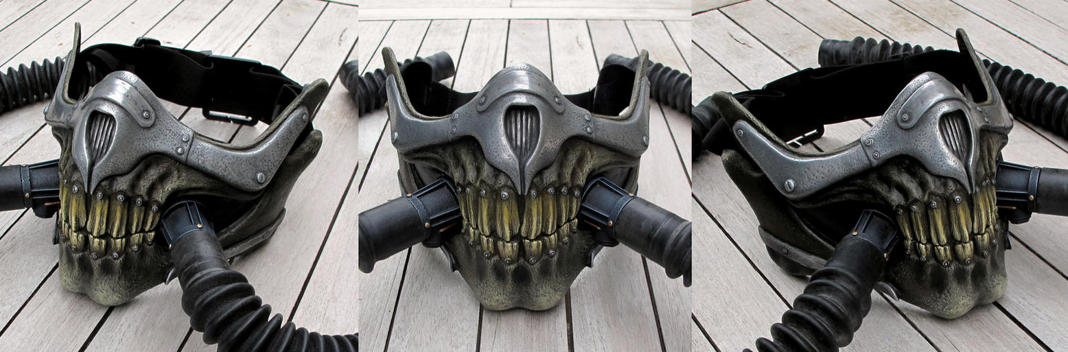 Immortan Joe Mask by Thomasotom