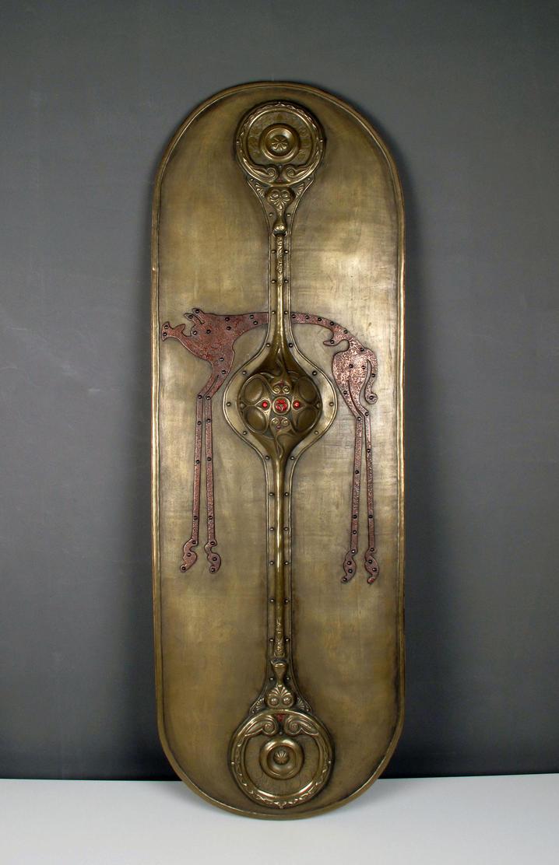 Witham Shield Replica by Thomasotom