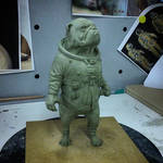 Space Program Maquette 2