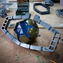 Transformers Autobot matrix of leadership WIP by Thomasotom