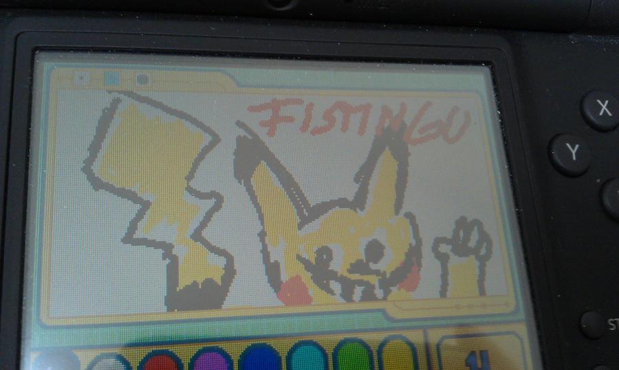 Room Pokemon Black Version  Espa F Af Ac D