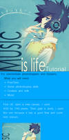Music is life tutorial