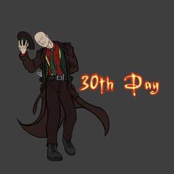 2015 Halloween Day 30 B by JaeDub003