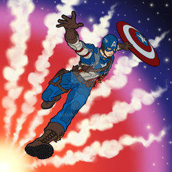 Captain America Full