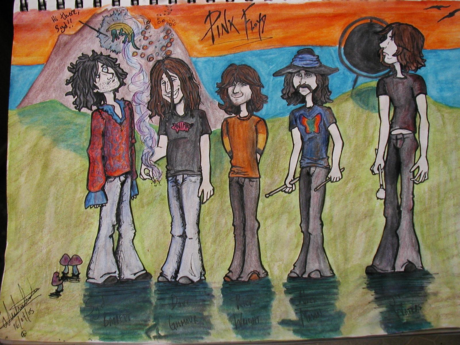 Pink Floyd Fan-Art