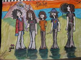 Pink Floyd by y0u-3nj0y-mys3lf