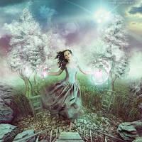 triptych Mind-Feelind-Wisdom-3 by arahna-ua