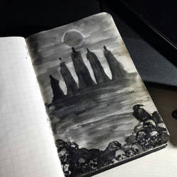 The Eclipse (Berserk manga illustration)