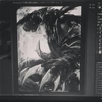 League of Legends- Blood Moon Talon illustration