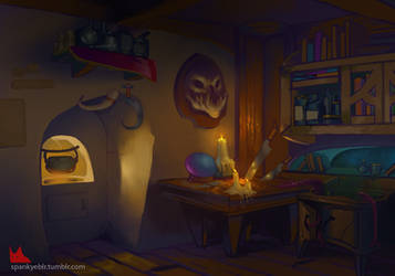 witch room