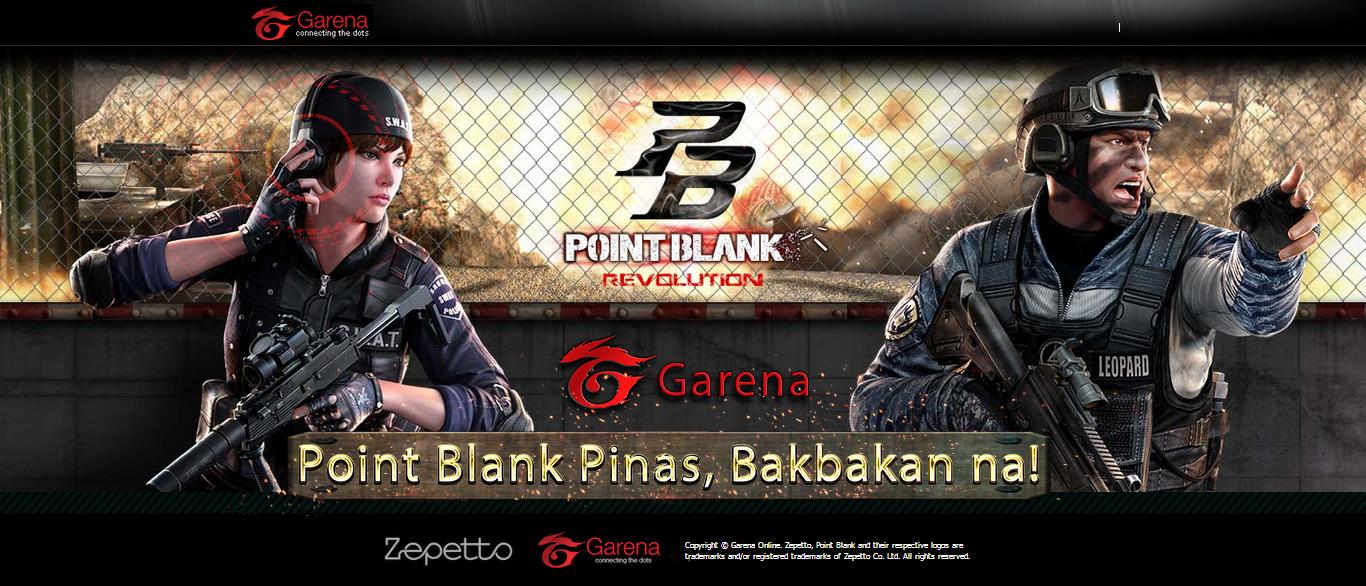 Point Blank Pinas, Bakbakan na! by innogerard123 on DeviantArt