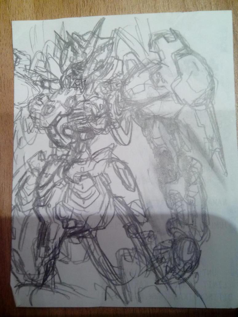 sketch by M4jinL4b