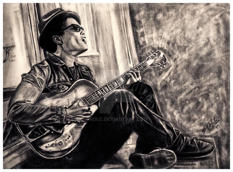 Bruno Mars By BDLC On DeviantArt