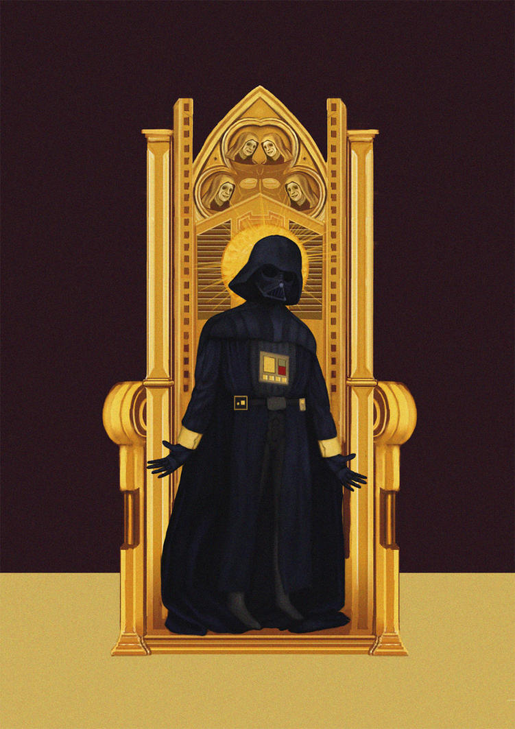 Darth Vader by xearslll