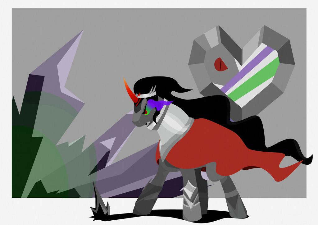 King Sombra by BlackStarAilen