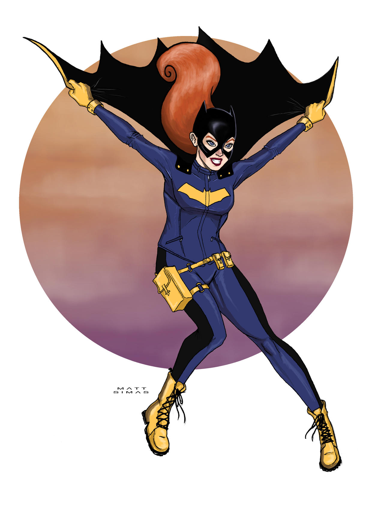 The New Batgirl by MattSimas