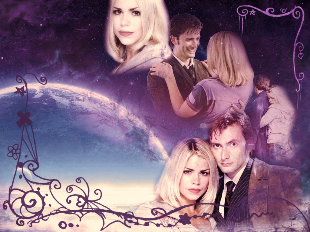 Doctor And Rose By Famirra On DeviantArt